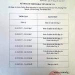 Stellar nha trang new schedule