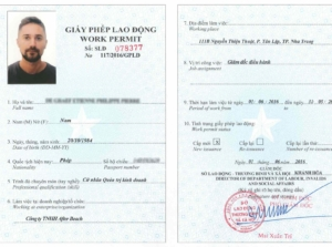 work permit in Nha Trang