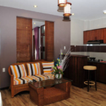 1-br apartment for rent in tourist area ID A308
