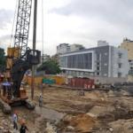 Construction progress 22062017