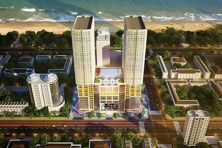 Gold Coast Nha Trang For Sale