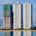 Side Sea View Apartment for Sale at OC2A Oceanus ID S080