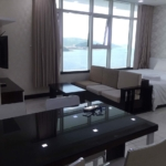 1-br apartment for rent in Muong Thanh centre ID A386