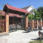 2-br house with swimming pool for rent near Champa island ID H102