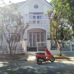 4-br Villa in An Vien Urban for rent ID V053