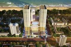 beach front unit for investment in Nha Trang