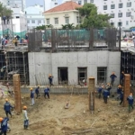 Golden peak Nha Trang construction