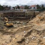 Golden peak Nha Trang construction