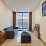 1-br Luxurious Sea View Apartment for Rent in Maple ID A516