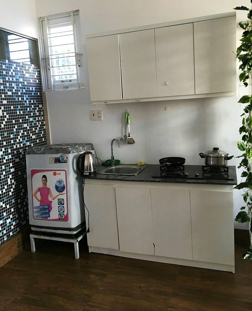 Renting A Studio Apartment: Studio Apartment For Rent In Vinh Diem Trung ID A638