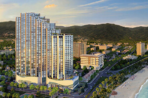Beach Apartments, Houses for Sale & Rent, Nha Trang, Vietnam