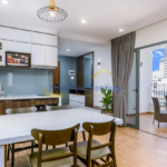 Serviced 2-br Apartment in Tourist Area. ID A799
