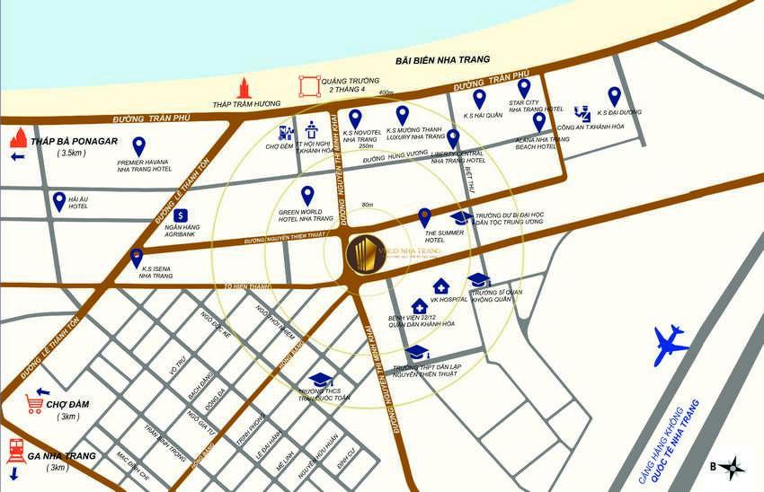 Virgo - Condos for Sale | Nha Trang Real Estate