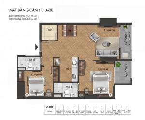 Virgo Nha Trang 34-39floor-apartment unit