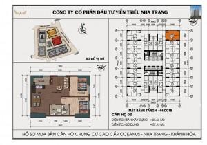 Apartment OC1B-02