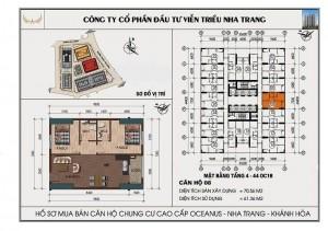 Apartment OC1B-08