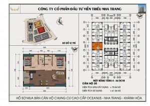 Apartment OC1B-26