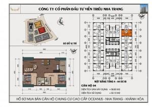 Apartment  OC1B-04