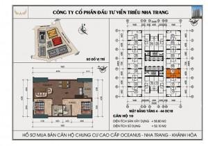 Apartment  OC1B-10