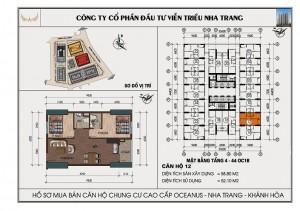 Apartment   OC1B-12