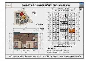 Apartment oc1a 10