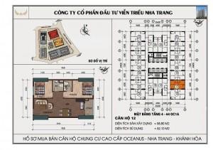 Apartment oc1a 12
