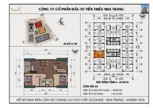 Apartment oc1a 24