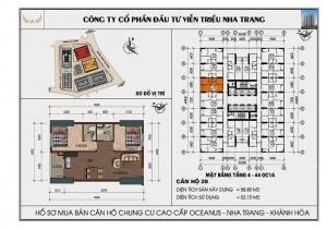Apartment oc1a 28