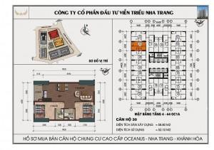Apartment oc1a 30