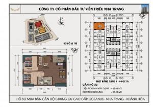 Apartment oc1a 32