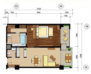 Ariyana suite room