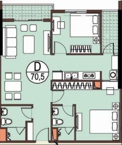 Nha-trang-city-central-2PN-single-70m