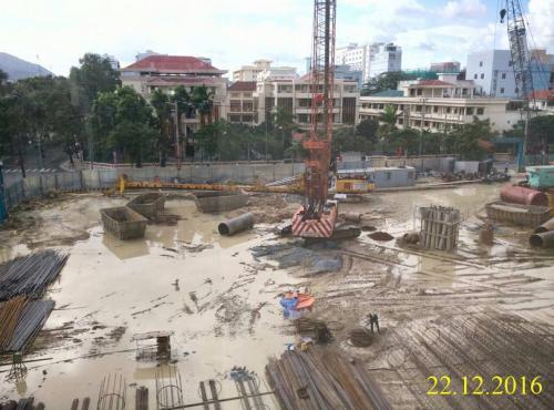 Nha Trang Center 20162212