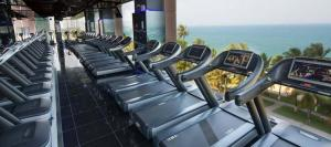 Nha Trang Center California fitness