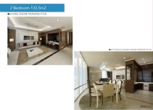 Nha Trang Centre 2bedroom 133 perspective