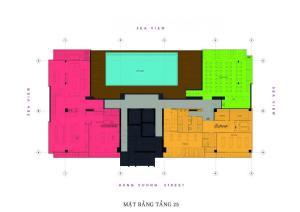 Nha Trang Maple 25th floor