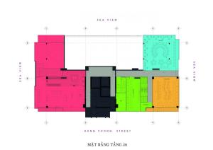 Nha Trang Maple 26th floor