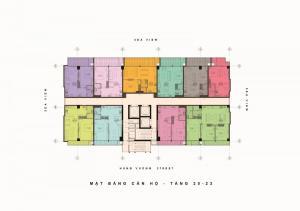 Nha Trang Maple floor 20-23
