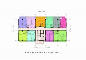 Nha Trang Maple floor 8-10