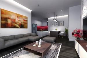 Stellar apartment