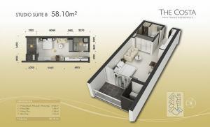 Studio Site B 58m2