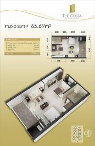 Studio Site F 66m2