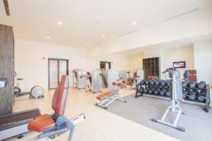 gym room The Costa