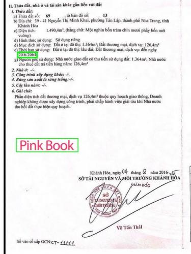 pink book Virgo
