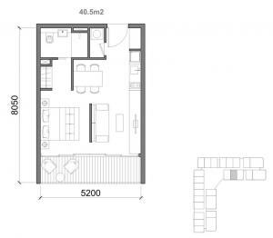 studio-40m2